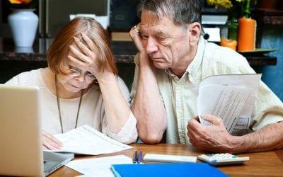 Elder Americans' Debt Growing Fastest