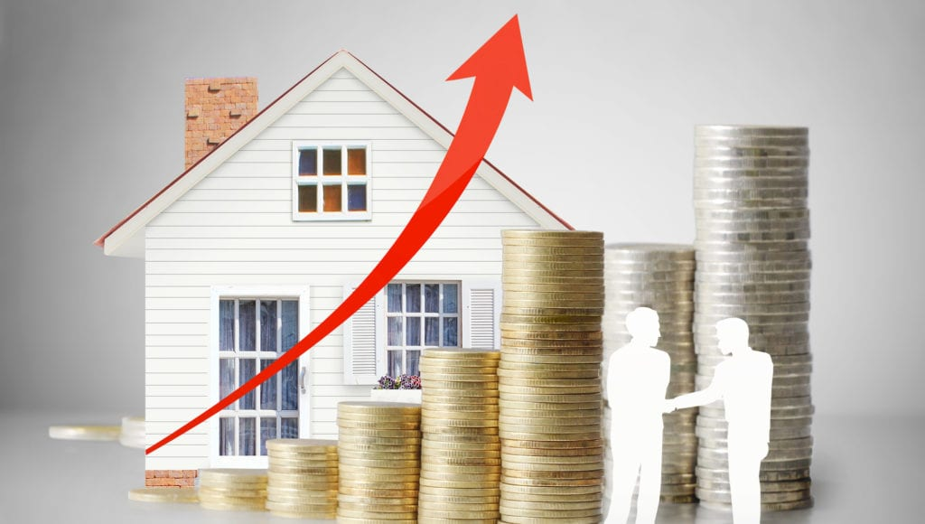 Home Prices Edge Downward